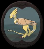 DG: Sunglare the Deadly Nadder by IridescentMirage