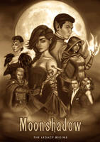 Moonshadow Movie Poster by Rookheart