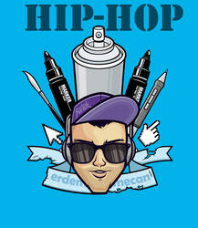hip-hop man ! by erdemten