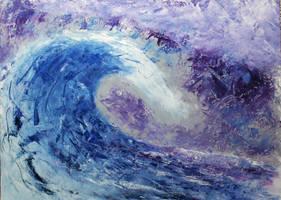 The Wave by IvanRadev
