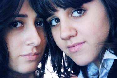 friendship by ishil