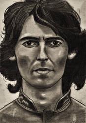 George Harrison by ArthurWtb