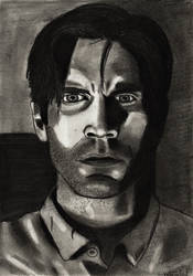 John Lowe _ American Horror Story by ArthurWtb