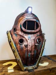 BIOSHOCK _ Subject Delta Helmet by ArthurWtb