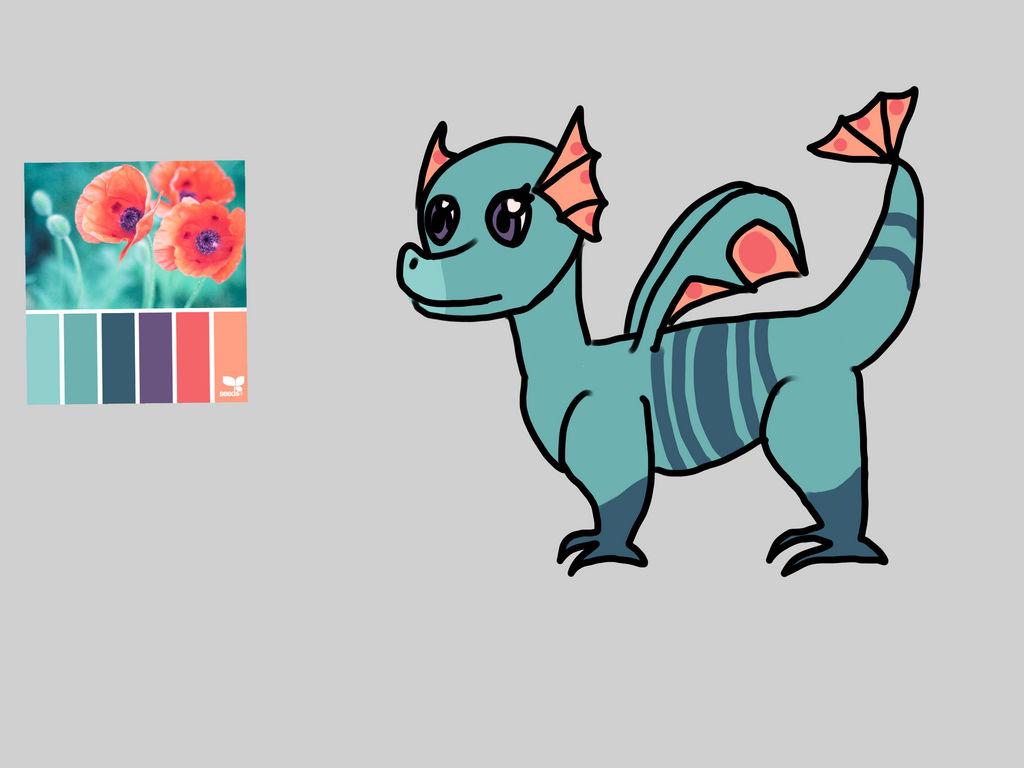 Dragon Breedable by ZoeChickenFarmer on DeviantArt