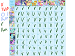 (Open!) MLP Unnoticed Characters Shipping Grid! by ZoeChickenFarmer