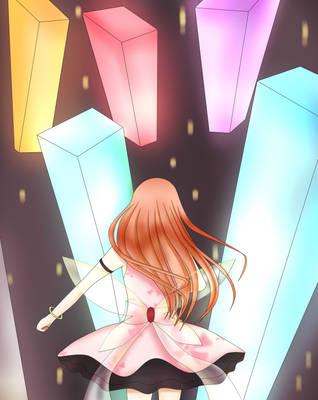 Crystal Seeker by sakihellish13