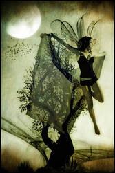 Midnightfairy by ErebusOdora