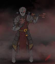 Dark Justiciar by Nimrohd