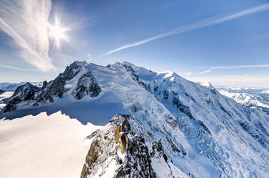 Mont Blanc by Reiep