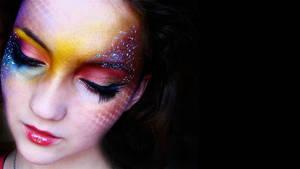 Colour Burst by KlairedeLys