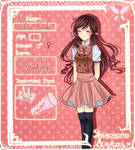 .:Shi.A:. Liliane by Kiyopee