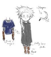 Kid Headless by Sleep-Perfection