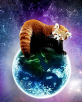 Astro-Firefox by Panda-kiddie