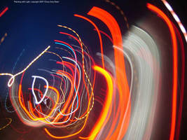 Painting with light by celtic-chrys