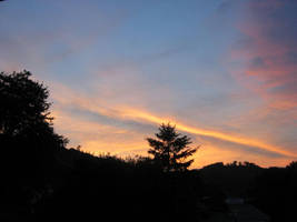 West Virginia Summer Sunset by celtic-chrys