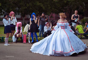 TRC cosplay: Backstage by Kioko-Yuuki