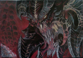 Diablo the Lord of Terror by MarK-33