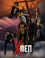 X-Men/Women by Hiroki8