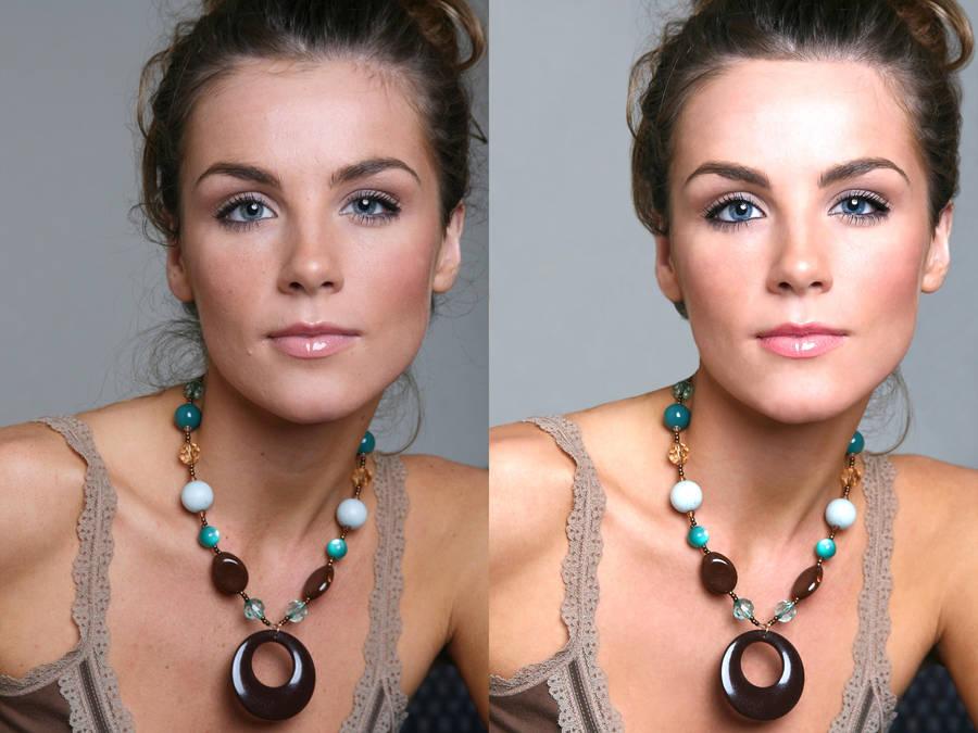 Beauty Retouch III by Julliversum