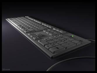 keyboard by Julliversum