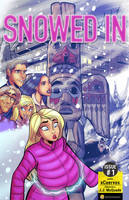 Snowed In: Issue #1 Available Now! by xCuervos