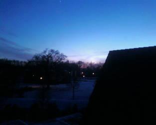 Evening Glow by Wob-Wob