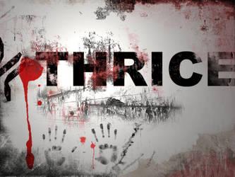 THRICE thing by Rheagar