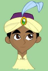 Indian boy by miniboy