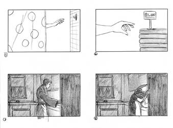 Dollar General Storyboards 4 by TheLadyNerd