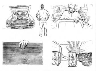 Dollar General Storyboards 5 by TheLadyNerd