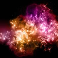 Electric Field Nebula by Anikoo