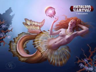Mermaid by Anikoo
