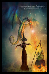 THE DRAGON AND THE WITCH by LOURDES-LAVEAU