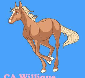CA Willique by starrynightmlp