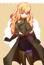 Yang Xiao Long by Mariamagic59