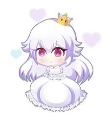 chibi Boosette by Mariamagic59