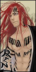 Bleach: Renji by 2beats