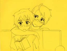 USxUK It's Simple by Animegirl133