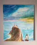 Aspiring to be Lighthouse Keeper by PeterWhale