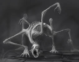 Creature by Rametic