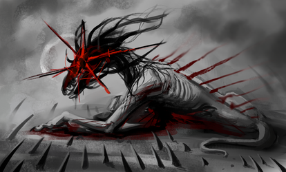 The dying by Rametic