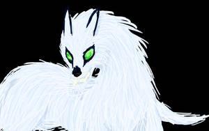 Green eye's monster by Theplutt97
