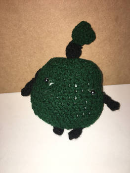Crocheted Jumino Plushie by FictionLover987
