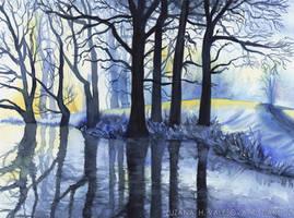 Winter guardians by Lillian-Bann