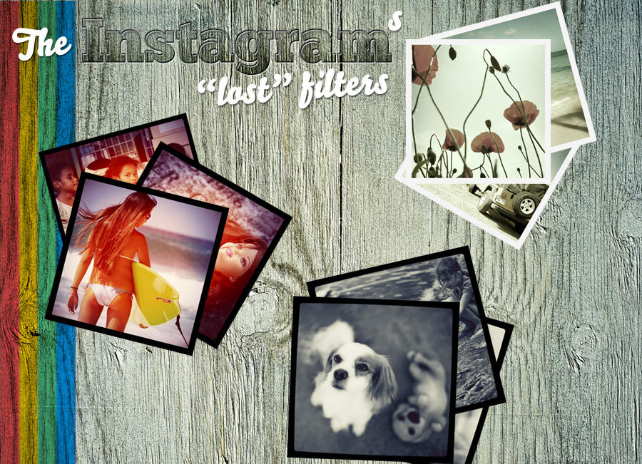 INSTAGRAM missing filters by mutato-nomine