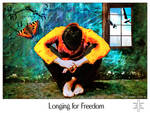 Longing for Freedom by mutato-nomine
