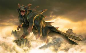Obsolom Kaiju by RiptorCPV