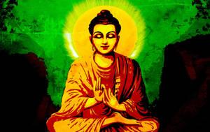 Gautama Buddha by agneva