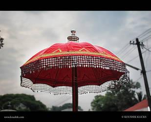 Puliyannoor Mahadeva Temple. by agneva